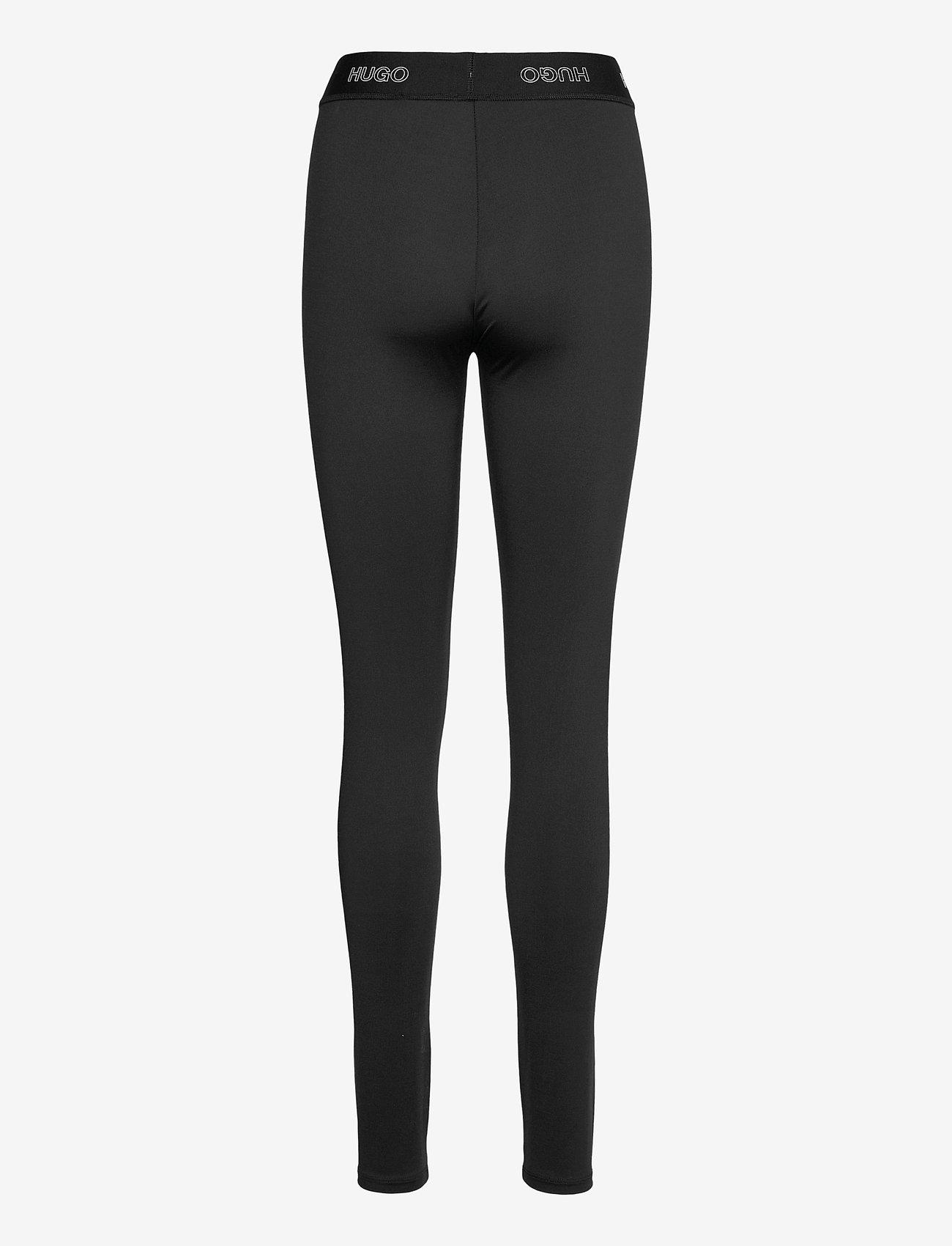 HUGO - Nasabe - leggings - black - 1