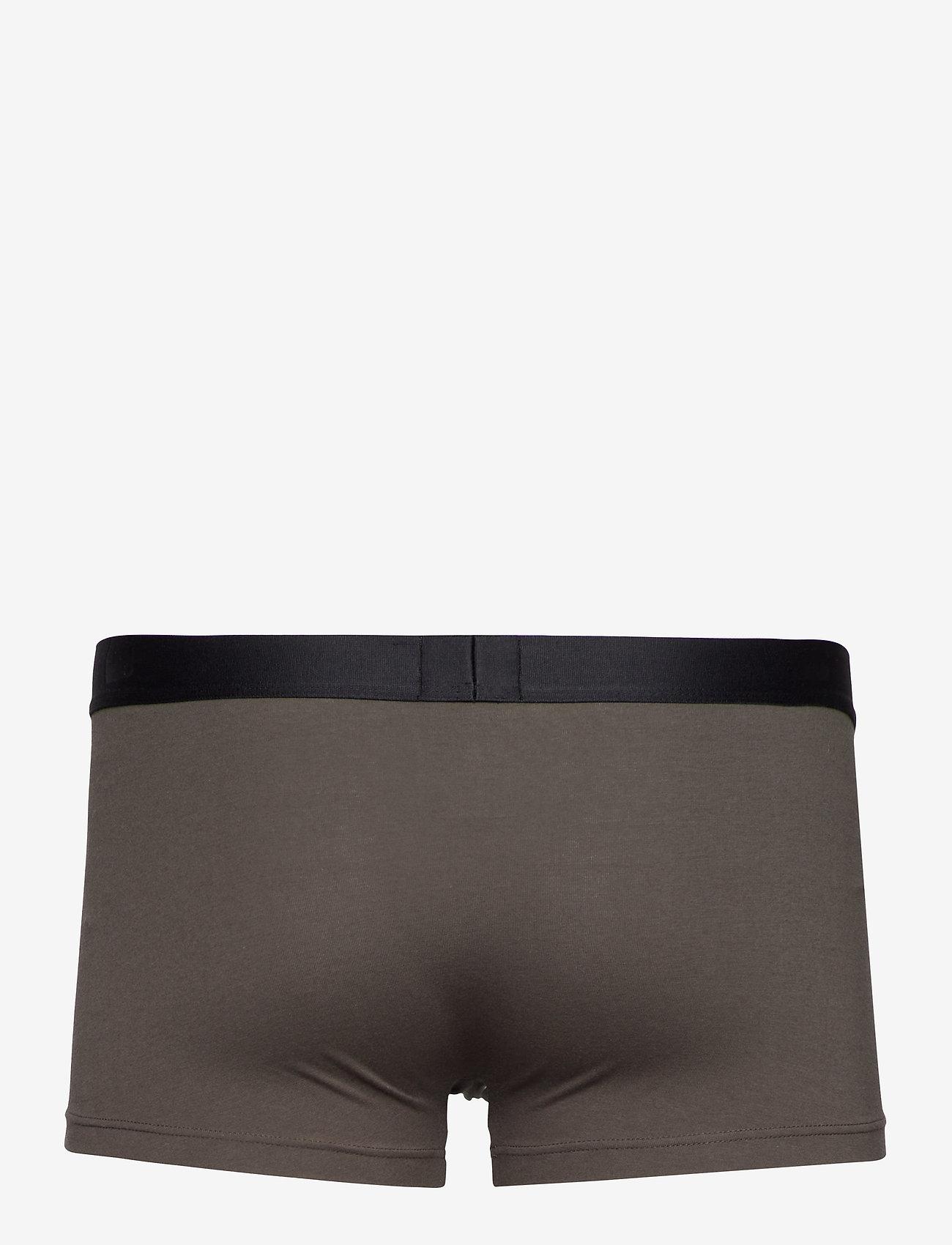 HUGO - TRUNK BROTHER PACK - boxers - black - 1
