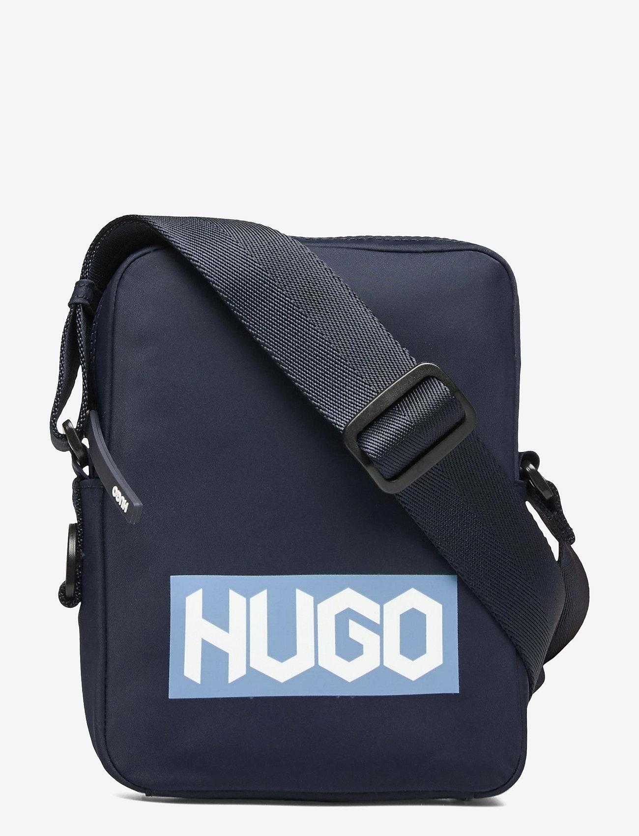 HUGO - Record JL_NS zip - sacs à bandoulière - navy - 0