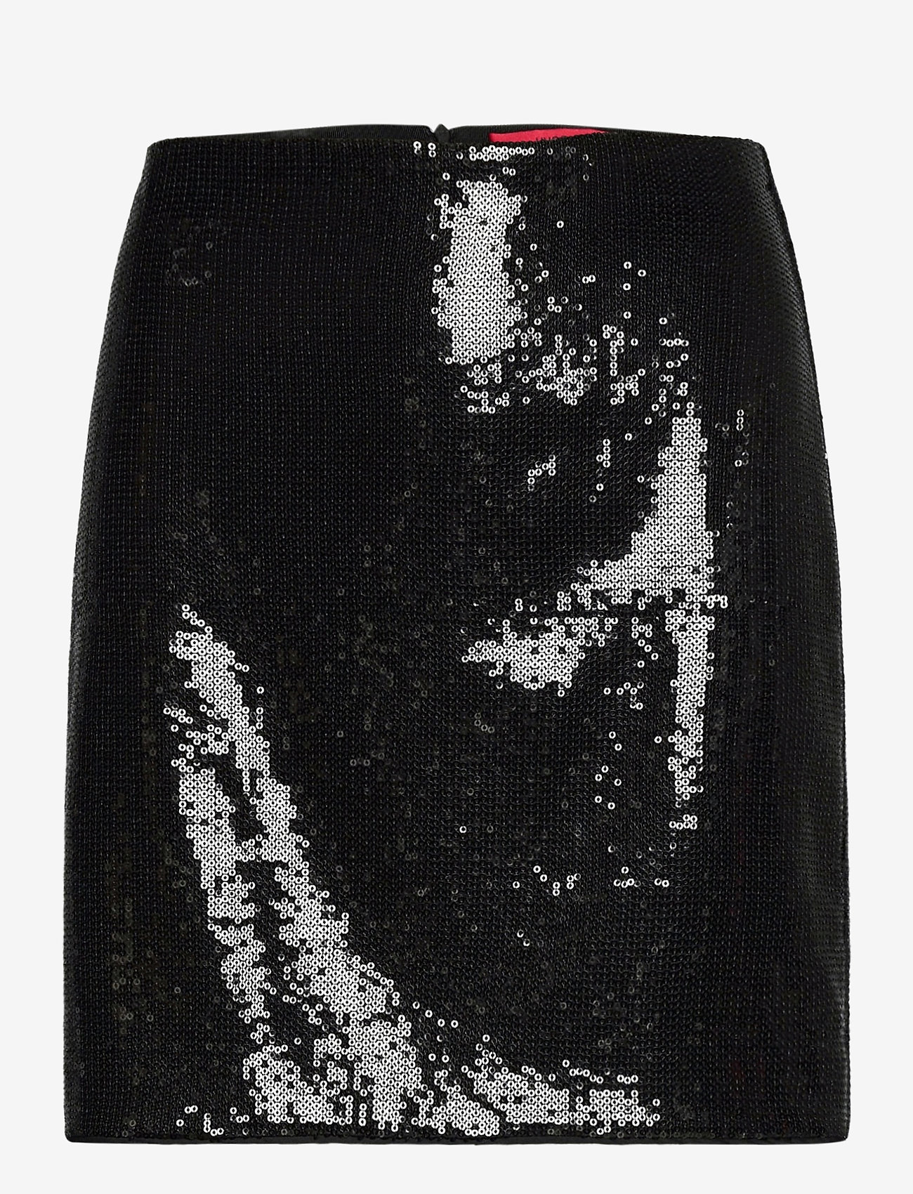 HUGO - Rommie-1 - korta kjolar - black - 0