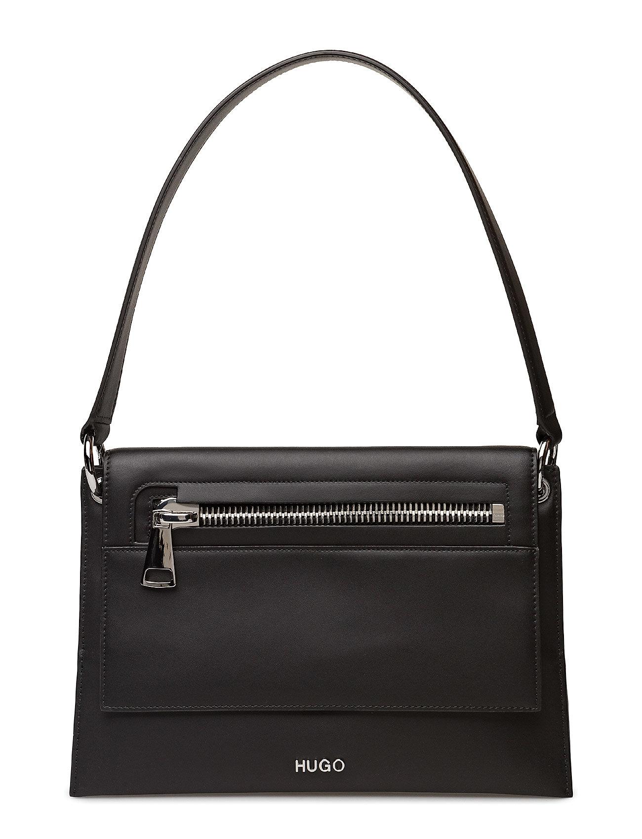 832ed44f9ab Hugo Boss håndtasker – Hoxton Shoulder Bag til dame i Sort - Pashion.dk