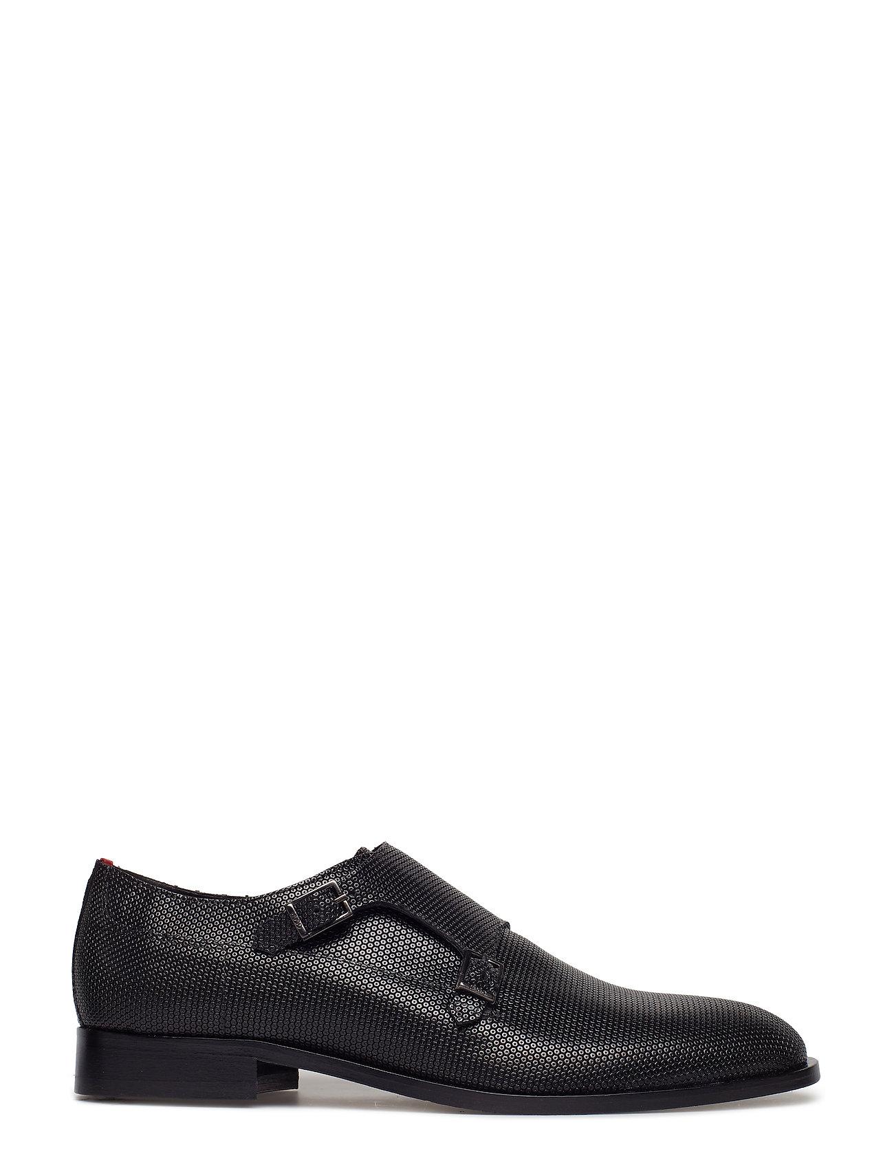 e9fd0125323f Smart monk ltpr monk strap sko fra Hugo Boss til herre i Sort ...