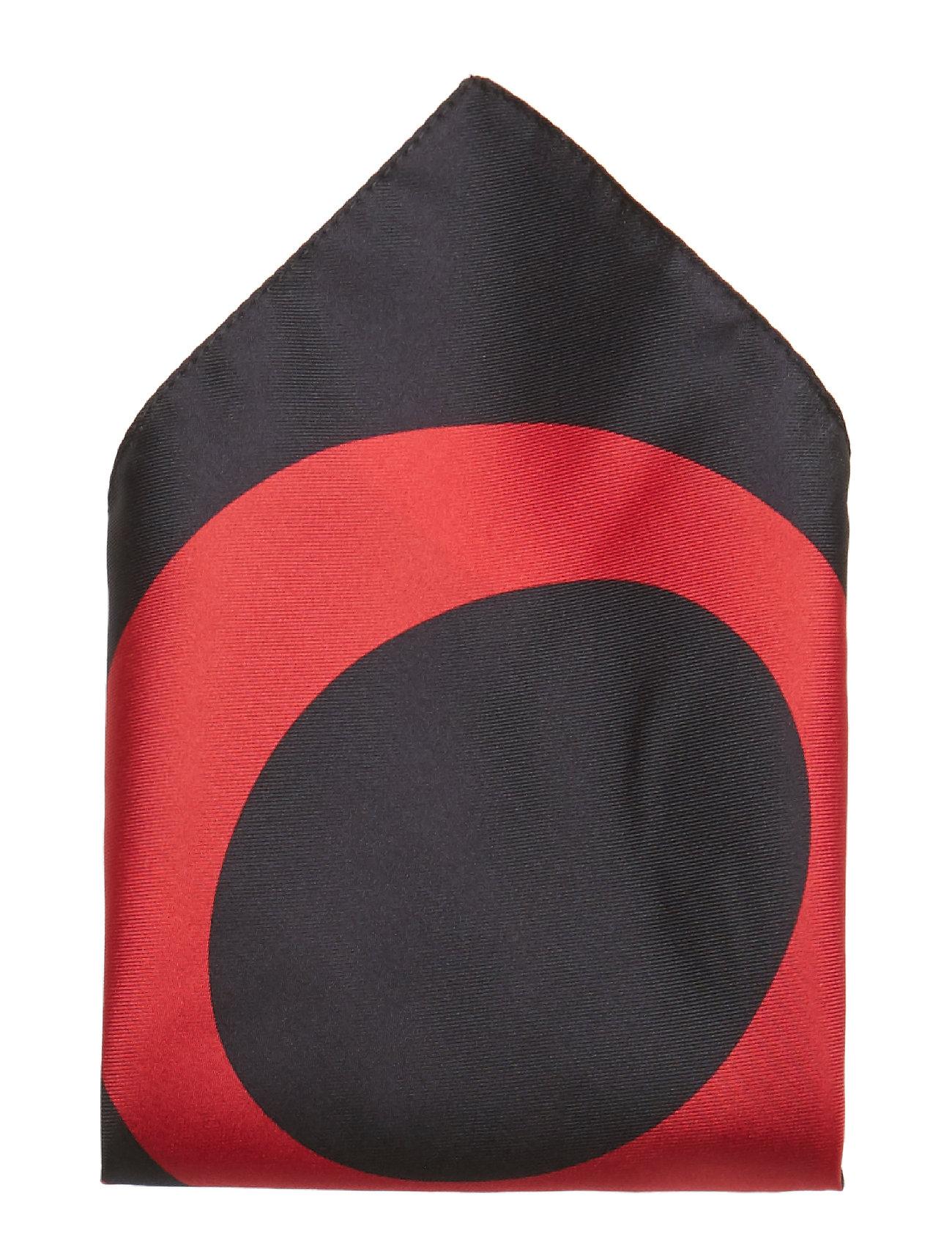 Pocketsquare 33x33cm Brystlommetørklæde Rød HUGO