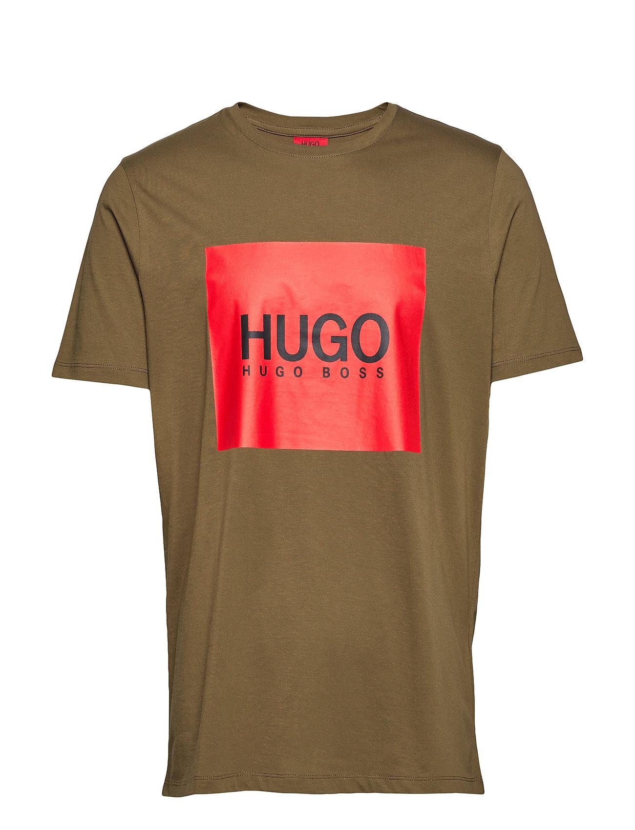 HUGO Dolive194 - DARK GREEN
