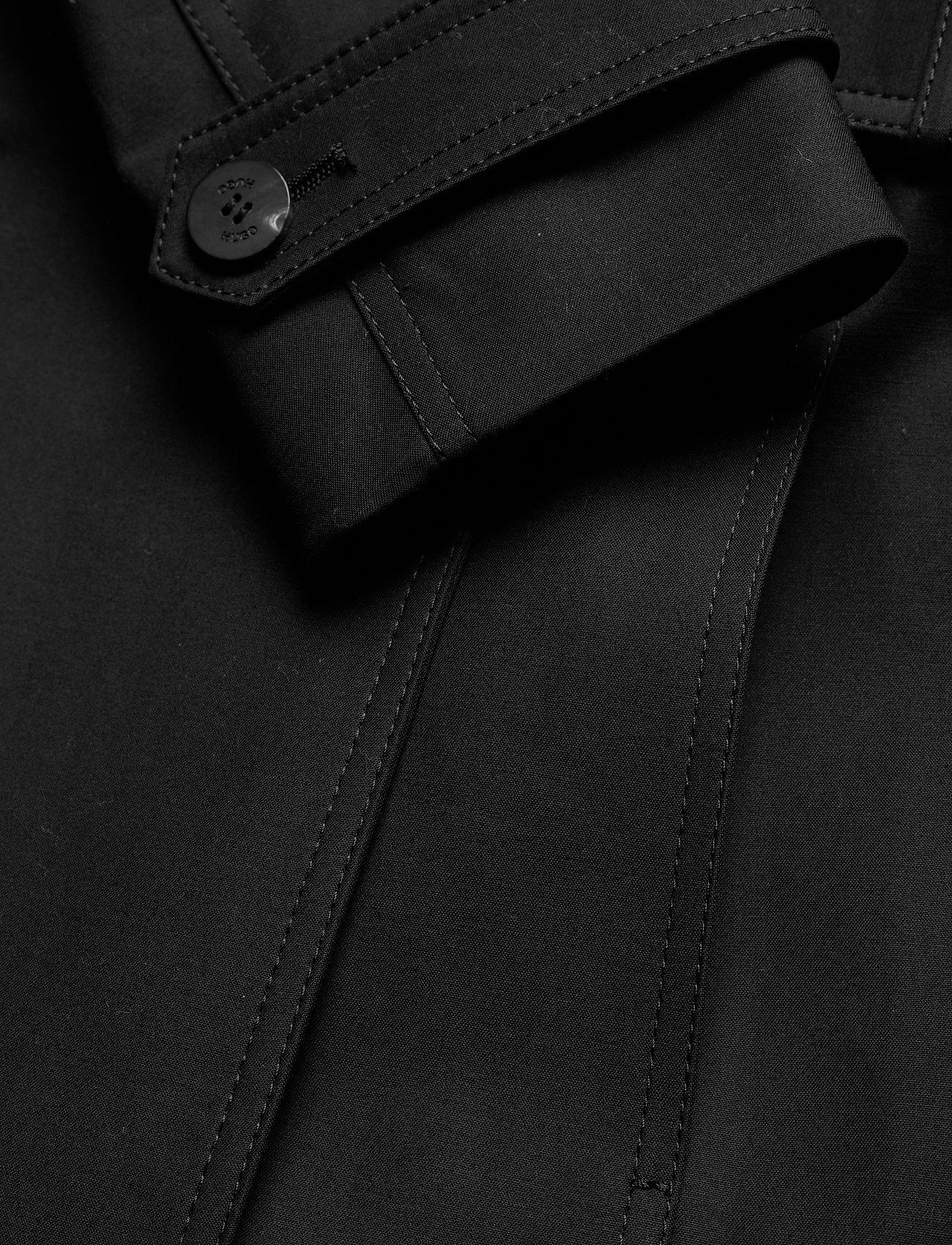 HUGO - Makia-1 - trenchcoats - black - 4