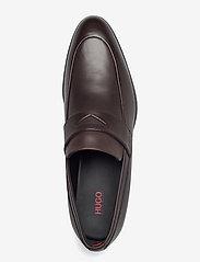 HUGO - Appeal_Loaf_bupe - loafers - dark brown - 3