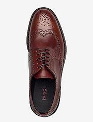 HUGO - Luxity_Derb_ltbg - medium brown - 3