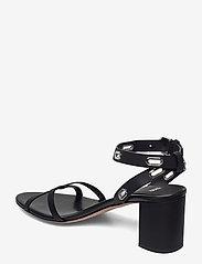 HUGO - Kimley Sandal 60-C - sandales à talons - black - 2