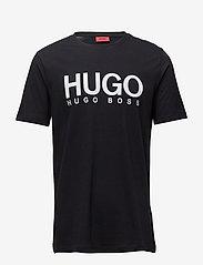 HUGO - Dolive - kortermede t-skjorter - black - 0