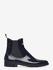 HUGO - Nolita Rain Bootie - gummistøvler - dark blue - 0