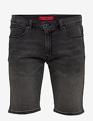 HUGO - HUGO 708-S 193_DA - jeans shorts - grey - 0