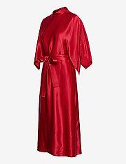 HUGO - Kadesi - cocktailklänningar - medium red - 2