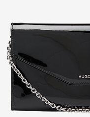 HUGO - Victoria Clutch-P - kirjekuorilaukut - black - 3