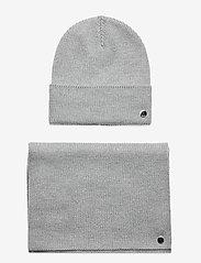 HUGO - Women-Xmas 564_Set - huer - medium grey - 0