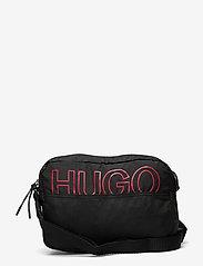 HUGO - Reborn Crossbody - sacs à bandoulière - black - 0