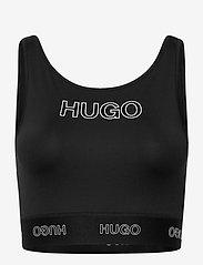 HUGO - Dimsum - crop tops - black - 0