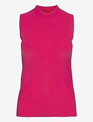HUGO - Sook - strikkede toppe - bright pink - 0
