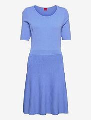HUGO - Shanequa - robes en maille - turquoise/aqua - 0