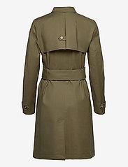 HUGO - Makia-1 - trenchcoats - beige/khaki - 1