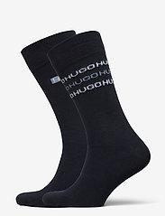 HUGO - 2P RS JUN STRIPES CC - chaussettes régulières - dark blue - 0