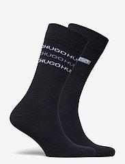 HUGO - 2P RS JUN STRIPES CC - chaussettes régulières - dark blue - 1