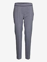 HUGO - Havesi - pantalons slim fit - medium blue - 0