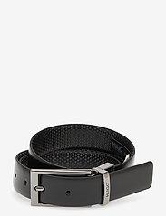 HUGO - Gilvino_Sr30_ps - ceintures classiques - black - 0