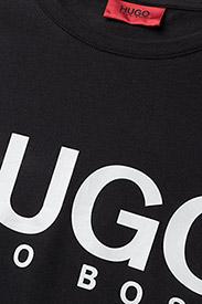 HUGO - Dolive - kortermede t-skjorter - black - 2