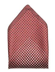 Pocketsquare 33x33cm - BRIGHT RED