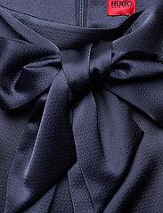 HUGO - Remoni-1 - jupes midi - open blue - 2