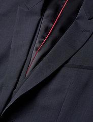 HUGO - Arti/Hesten204V1 - enkeltkneppede dresser - dark blue - 6