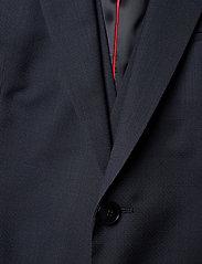 HUGO - Arti/Hesten204V1 - enkeltkneppede dresser - dark blue - 7