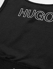HUGO - Dimsum - crop tops - black - 2