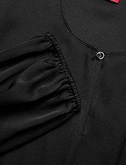 HUGO - Celinas-1 - blouses à manches longues - black - 2