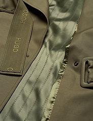 HUGO - Makia-1 - trenchcoats - beige/khaki - 4