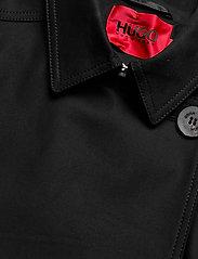 HUGO - Makia-1 - trenchcoats - black - 2