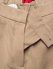 HUGO - Hibari-1 - pantalons larges - light beige - 2