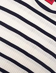 HUGO - Nilara - t-shirts - open blue - 2