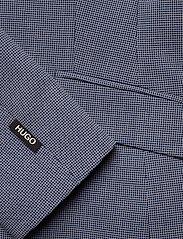 HUGO - Alaias - blazers à fermeture droite - medium blue - 4