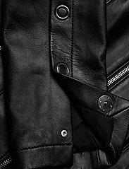 HUGO - Lisaka - skinnjakker - black - 3
