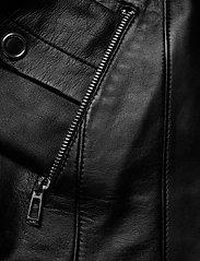 HUGO - Lisaka - skinnjakker - black - 4