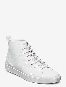 Zero_Hito_plgr - höga sneakers - white