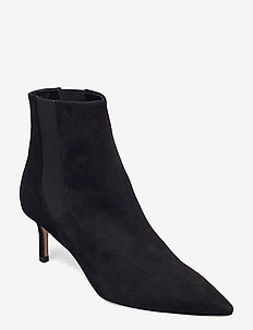 Ines Ch.Bootie 60-S - chelsea støvler - black