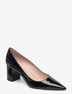 Ines Chunky Pump60-P - pumps - black