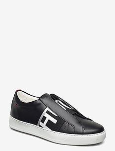 Futurism El.SneakerC - slip-on sneakers - black