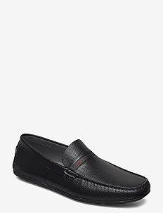 Dandy_Mocc_ltpr - loafers - black
