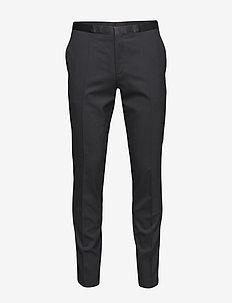 HetonS - formele broeken - black