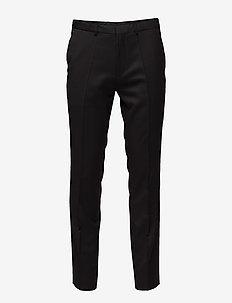 HenfordS - formele broeken - black