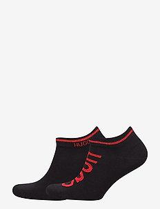 2P AS LOGO CC - sneakersokken - black