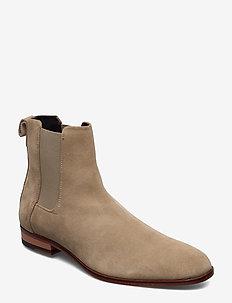 Cult_Cheb_sd1 - chelsea boots - medium beige